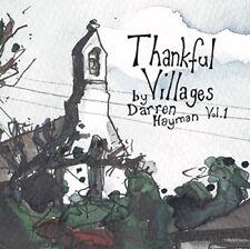 Darren Hayman - Thankful Villages Volume 1 [CD]