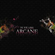 ARCANE = 25 years = MINIMAL IDM ELECTRO TECH GROOVES !!!