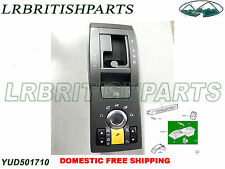 LAND ROVER FLOOR CONSOLE SWITCH TERRAIN RANGE R. SPORT O7-09 OEM NEW YUD501710