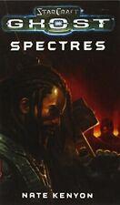 Starcraft: Ghost - Spectres - New Book Nate Kenyon