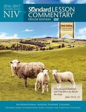 STANDARD LESSON COMMENTARY 2016-2017 - EICHENBERGER, JIM (EDT)/ NICKELSON, RONAL