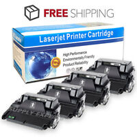 4 Pack Q5942X 42X Toner Cartridge for HP Laserjet 4240n 4250n 4250tn 4350 4350tn