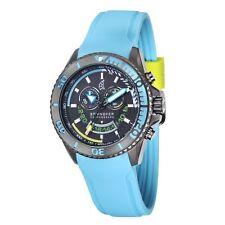 Spinnaker Amalfi 10ATM Black Chronograph/Tachymeter Quartz Watch