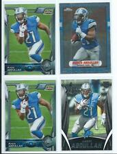 Detroit Lions Ungraded Ameer Abdullah Football Trading Cards for ... a9dbb936f