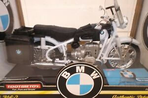 TOOTSIE TOY 1960 BMW R60-2  1/10th SCALE DIE CAST MOTORCYCLE