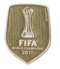 2011 FIFA World Cup Barcelona Real Madrid FC Patch Badge Soccer Badge Messi
