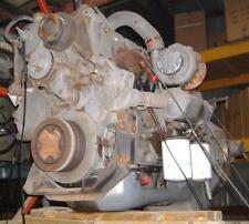 1990 Ford 6.6 Diesel Engine. All Complete and Run Tested.