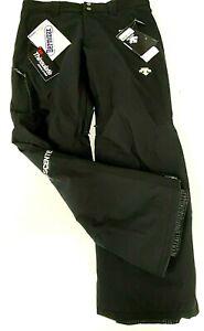 "$275 Descente Comoro Ski Pants Mens 2020 NWT Sz 34 Short 30"" Inseam Waterproof"