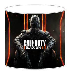 Call Of Duty Black Ops 3 III Children's Drum Lampshades Bedding Curtains