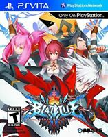 BlazBlue: Chrono Phantasma (Sony PlayStation Vita)