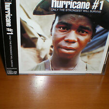 Hurricane #1 - Only The Strongest Will Survive Japan CD-Single