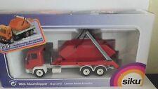 SIKU 2826 Mercedes-Benz LN-2 brandweer containerwagen internationale/EU versie n