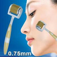 ZGTS Micro Needle Titanium Derma Roller Skin Anti Aging Cellulite Scar 0.75mm ZH
