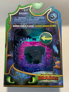 How To Train Your Dragon - The Hidden World - Playset - Toothless