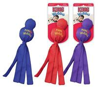 KONG Wubba Dog Toy Assorted Colours Extra Large Interactive Toss and Tug Fetch