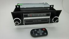 FORD FALCON XA XB  GT GS 8 TRACK With CLARION AM FM RADIO USB BLUETOOTH REMOTE