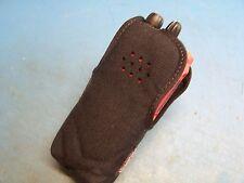 Bee Durus Nylon Case w/ Spring Clip Model 2355-C for Motorola Ht750 New
