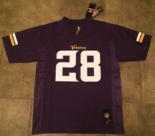 Minnesota Vikings Football 28 Adrian Peterson Official NFL Youth Jersey S (8)