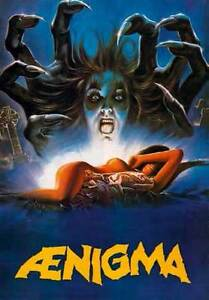 AENIGMA  SE   DVD+BLU-RAY    HORROR