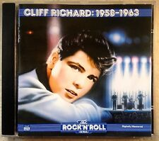 CLIFF RICHARD: 1958-1963 - The Rock 'n' Roll Era (24 Track TIME-LIFE CD) -MINT-