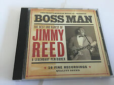 Bossman: The Best & Rarest Of Jimmy Reed 2009 CD 708535171225