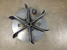 New Trac-Vac 56040 Leaf Vacuum Impeller Fan Turbine 5HP TracVac Trac Vac 56040A