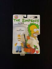 The Simpsons Homer Action Figure, Series, Lot G5.