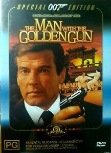 007 : James Bond : The Man With The Golden Gun : NEW  * FREE EXPRESS POST *