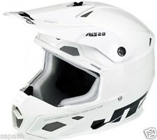 New JT Racing MX Helmet LG or XL ALS 2.0 Motocross motorcycle OH WH