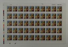 Us Scott 2789 Pane Of 50 Christmas North Carolina Museum Stamps 29 Cent Face Mnh