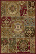 Patchwork Dining Room Transitional 2000-Now Runner Rugs