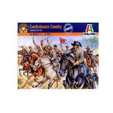 Italeri 6011 - Confederate Cavalry Scala 1/72
