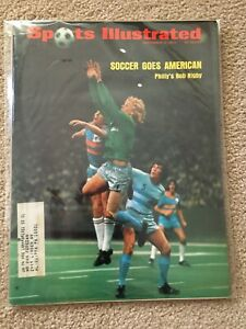 FM8-41 Sports Illustrated Magazine 9-3-1973 BOB RIGBY SOCCER IN USA