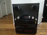 "TASCAM MSR-24 1"" 24-CHANNELREEL TO REEL RECORDER / REPRODUCER"