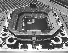 PRO PLAYER STADIUM 8X10 PHOTO BASEBALL MLB PICTURE FLORIDA MARLINS B/W
