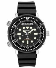 *BRAND NEW* Seiko Men's Solar Arnie Analog-Digital Prospex Divers Watch SNJ025
