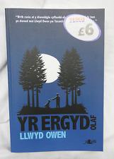 Yr Ergyd Olaf - Llwyd Owen -  Welsh Language Crime / Thriller  - NEW