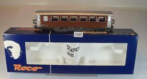Roco H0e Nr.34004 Mariazellerbahn Personenwagen 2.Klasse der ÖBB OVP #1995