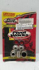 Pivot Works Rear Shock Bearing Kit Suspension Bearings Husqvarna PWSHK-HQ02-001