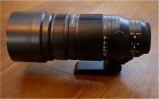 Panasonic H-RS100400E Lumix G Lente 100-400mm f/4.0-6.3 - Negro