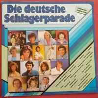Die deutsche Schlagerparade 1/86 (I/86) LP Vinyl Wind / Brink / Mathieu uvm