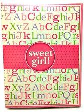 Malden Brag Book Pink Sweet Girl Album Holds 36 Photos Pictures 4x6 Girls
