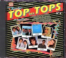 TOP DES TOPS VOLUME 4 - CD COMPILATION 1988 [275]