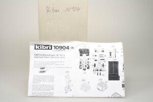 Kibri 10904 Komatsu Mezzo D'Opera HD 785-5 IN H0 Kit di Costruzione