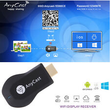 Anycast Media Player TV Stick USB Push Dongle WIFI f Smartphones Tablet PC Ipad