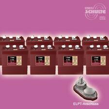 Akku-Satz Batterie f. Elektrofahrzeug Golfmobil Cushman Shuttle 8, 8 x 6V 225Ah