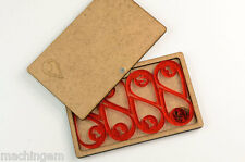 Life, Wound, Stamina, Health, Hit Tokens for board games and RPGs, set #1