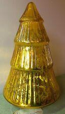 Arte Florum - Large Gold Glass Tree Antique Look #Mgxt13Gd