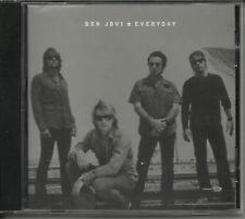 BON JOVI Everyday 2 DEMO TRACKS & VIDEO UK CD Single