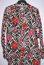 Joe Boxer Zebra Footed Pajamas Kiss Lips 1 Piece Love Gift NWT L or 1X LAST ONES